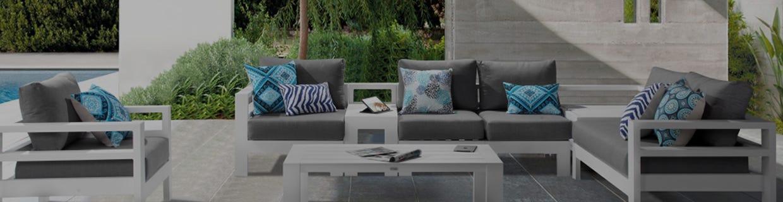 Aluminium Outdoor Lounges
