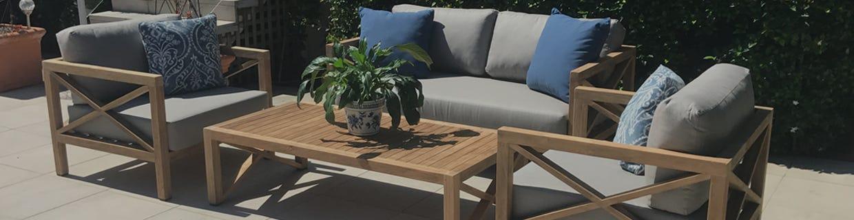 Timber Lounge Sets
