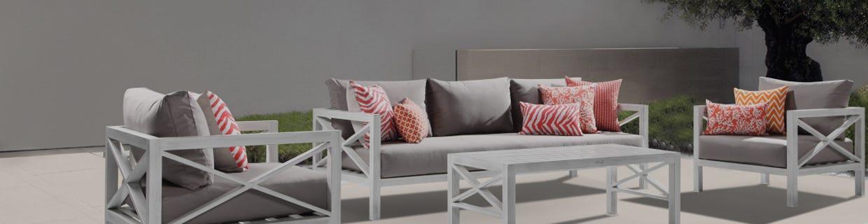 Aluminium Lounge Sets