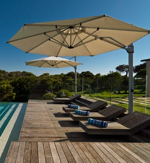 Buy Outdoor Umbrellas Online OUTDOOR ELEGANCE - Commercial table umbrellas
