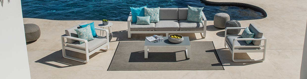 Aluminium Lounge Sets