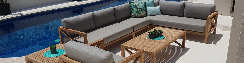 Hampton Outdoor Lounges
