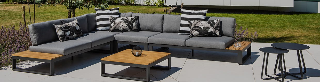 Timber Outdoor Lounges