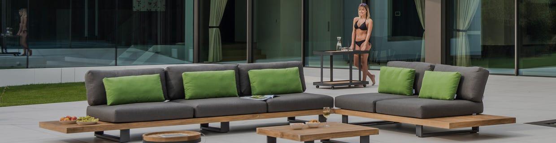 Timber Modular Lounges