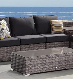 Merveilleux Wicker Outdoor Lounges