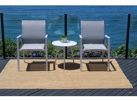 Crudo with Syros  3pc Outdoor Balcony Setting