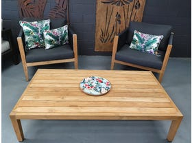 FLOOR MODEL- Oslo 3 pc Lounge Setting