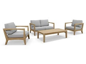 Ascot 4 Seater Outdoor Lounge Set