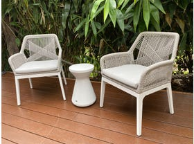 Serang 3pc Balcony Setting with Solo Side Table