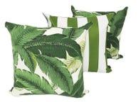 Aloha Palm Outdoor Cushions 3 Pack