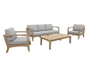 Ascot 5 Seater Outdoor Lounge Set