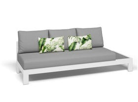 Aspen Platform LH 3 Seater Sofa