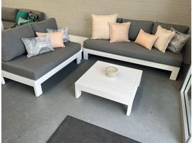 Aspen 5 Seater Outdoor Lounge Setting - VIC ONLY