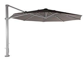 Asta Premium 4m  Octagonal Cantilever Umbrella -Sunbrella