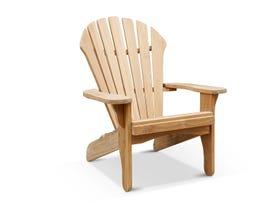 Atlantic Adirondack Teak Chair