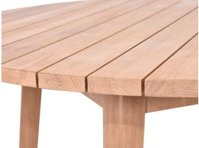Atoll Outdoor Teak Table -120cm Round
