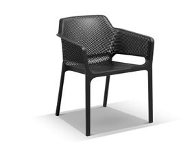 Bailey Resin Outdoor Dining Chair