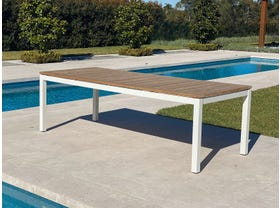 Barcelona Teak Dining Table 290 x 100cm