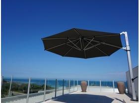 Eclipse 4m Umbrella -Black