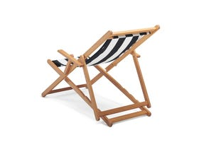 Beppi Sling Deck Chair -Chaplin