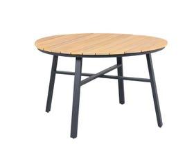 Concorde Round Teak Table