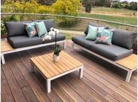 Corfu 4 Seater Outdoor Lounge