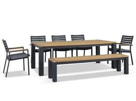 Outdoor Dining Seating -Corfu 8 Seater