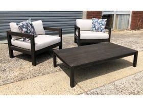 FLOOR MODEL - Cove 3pc Outdoor Lounge Setting