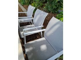 Sevilla Padded Outdoor Dining Chair