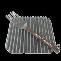 "Grillgrate - 18"" Kamado & Kettle grill set"