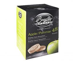 Apple Bisquettes 48 Pack