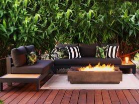 Ecosmart Ethanol Cosmo Fire table