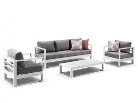 Atrani 4pc Outdoor Lounge  Set-NSW ONLY