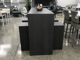 FLOOR MODEL- Bahia Bar Set