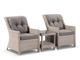 Somerset  3pc Outdoor Balcony Setting