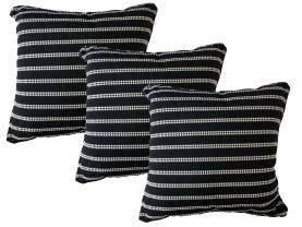 Sunbrella Barbados Outdoor Cushions 3 Pack