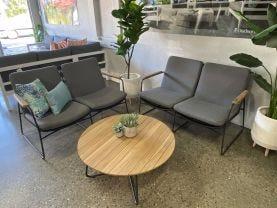 Buru 3pc Outdoor Lounge Setting