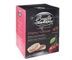Cherry Bisquettes