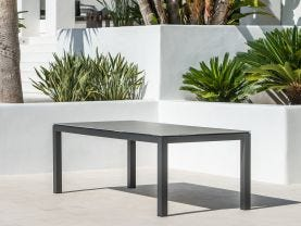 Danli Outdoor Ceramic Dining Table 220 x 100cm