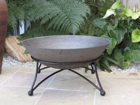 Art Deco Fire Pit 750mm