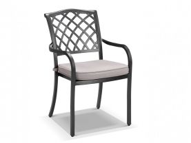 Florentine Cast Aluminium Chair