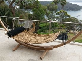 Dreamweaver  Outdoor Hammock & Stand