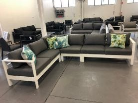 Atrani 6 Seater Lounge Setting