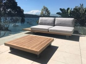 Truro 2  Seater Outdoor Lounge Setting