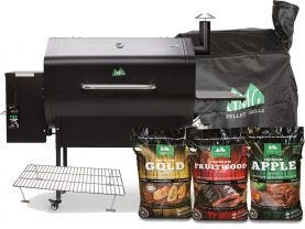 Jim Bowie Smoker Package