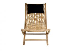 Kono Outdoor Deck Chair