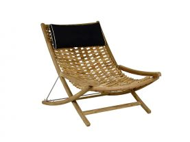 Kono XL Deluxe Outdoor Deck Chair