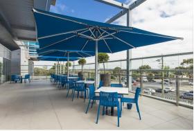 Nova - 5m  Square Commercial Outdoor Umbrella