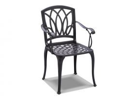 Venetian Cast Aluminium Chair