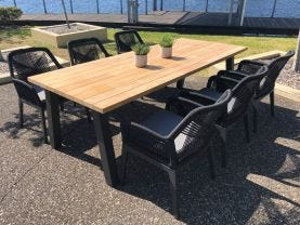 Serang 7pc Outdoor Dining Setting